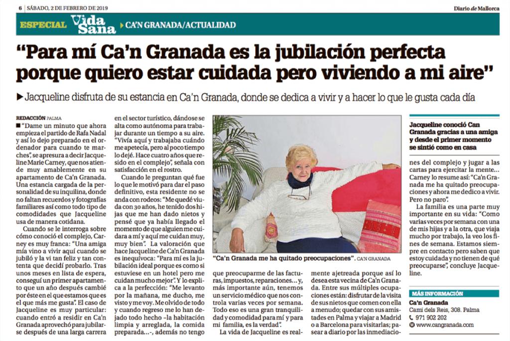Residente Ca'n Granada
