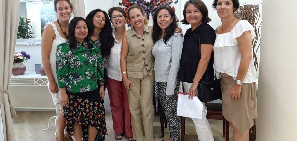 Lanzadera de Empleo visita Ca'n Granada